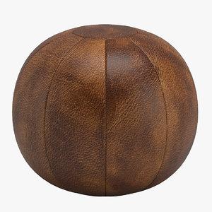 pouf 04 ball model