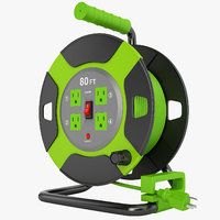 power reel outdoor model