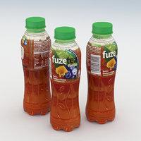Beverage Bottle Fuzetea Rooibos Blueberry & Honey 500ml 2020
