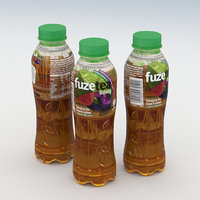 Beverage Bottle Fuzetea Oolong Ice Tea Grape & Lychee 500ml 2020