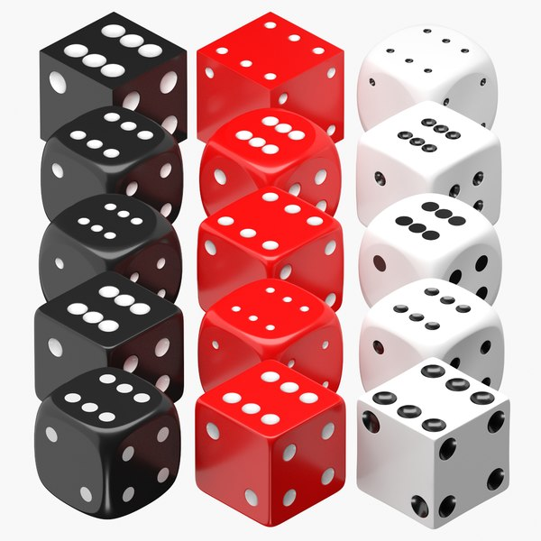3D morphing dices