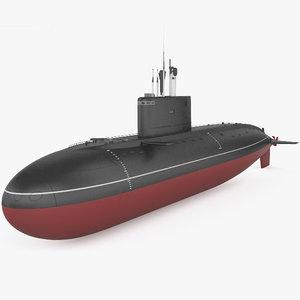 kilo class kilo-class 3D