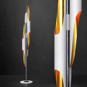 floor lamp coltrane model