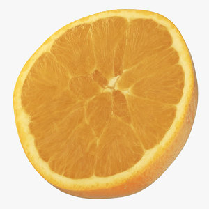 half orange model