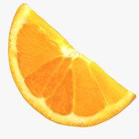 Orange 03 slice