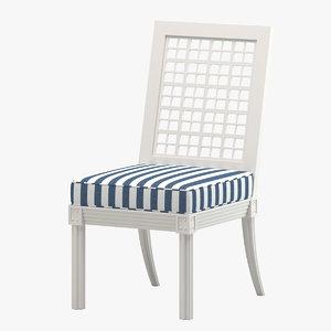 quadratl dining chair model