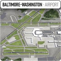3D baltimore - washington international