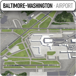 3D baltimore - washington international