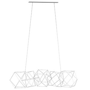 quasar holland cosmos chandelier 3D model