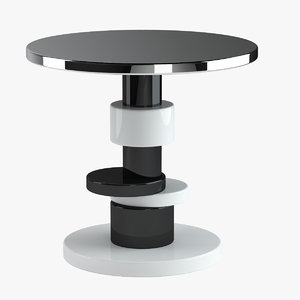 3D ralph pucci table 2