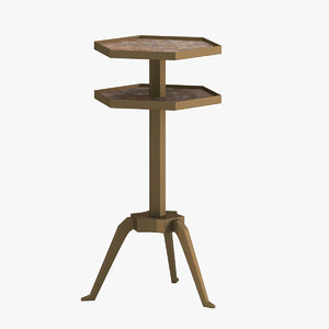 ramsa tripod table model