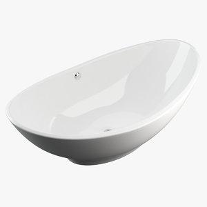 rapsel lavasca bathtube 3D