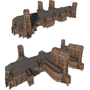 church 02 3D