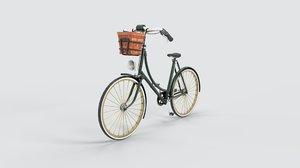 bicycle bike 3D model