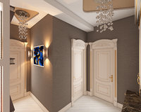 3D hall nterior design elman