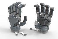 Robot Android Hand