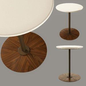 3D giorgetti magica table