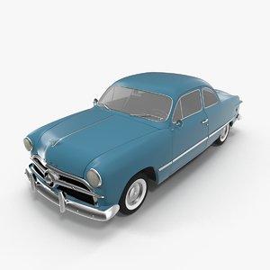 3D model custom