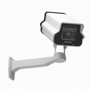 security camera cam 3D model