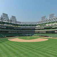 Bsebal Stadium & Enviroment
