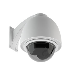 3D security camera cam model
