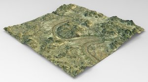 games terrain 3D