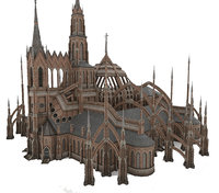Gothic Cathedral 01