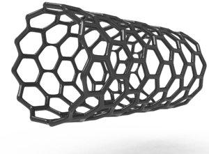 3D carbon structures nano