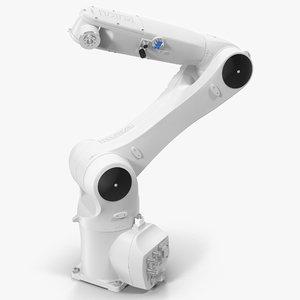 kuka robot kr 10 3D model