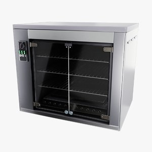 rotisserie oven baking machine 3D model