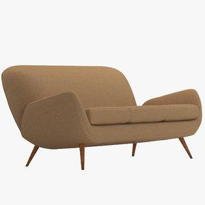 3D model sofa 26