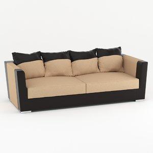 3D sofa 30 model