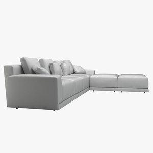 3D sofa 33