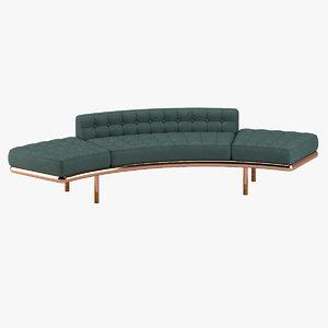 3D sofa 35 model