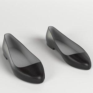 ballerina shoes model