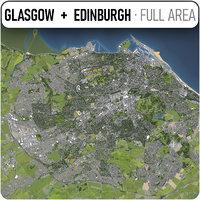 Edinburgh - Glasgow - 2 cities