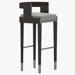 stool 04 3D