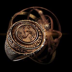 3D thrones ring targaryen