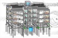Projeto edificio multifamiliar arquitetonico e complementares