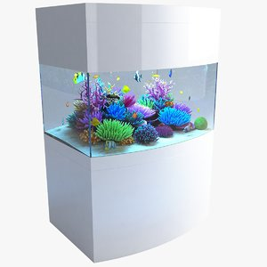 aquarium 07 3D