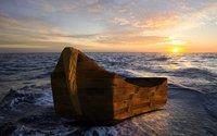 3D wood boat