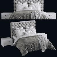 Bed Dialma Brown DB001964