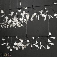 heracleum chandelier model