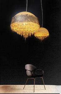 arabic chandelier 3D model