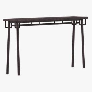 table 81 3D model