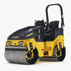 3D bomag bw 120 ad5