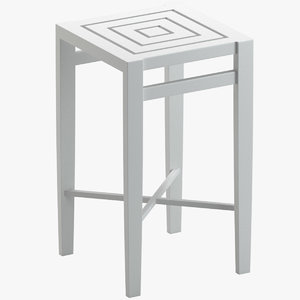 107 table 3D model