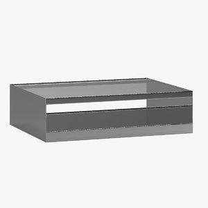 3D model table 131