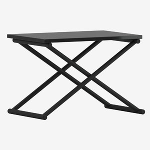 table 134 3D model