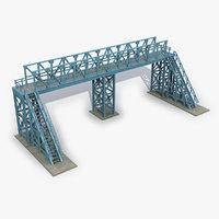 metallic modeled games 3D model